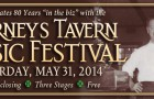 Tierney's Tavern Celebrating 80 Years With Festival Feat. Bern & The Brights, The Porchistas + More