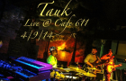 TAUK Starts Live Recording Series, Stream <i>TAUK Live At Cafe 611</i>