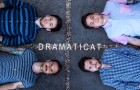 """SIMGE Premiere: Dramaticat – """"Twin Flames""""…Members Of Breathing Blue And The Vinyls Drew Duddy Resurface With New Single"""