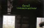 Feral Conservatives Return With Double Sided Single <i>The Light In The Hall</i>