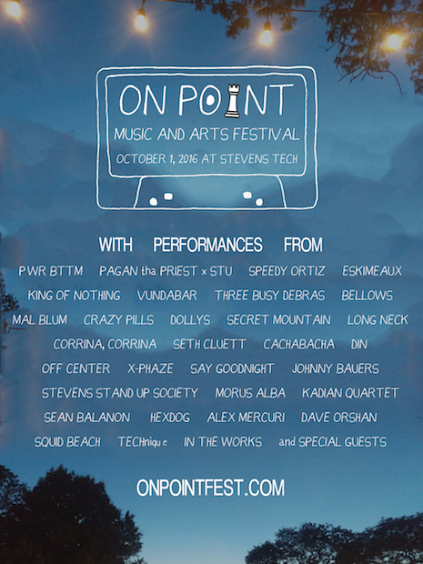 OnPoint Music and Arts Festival