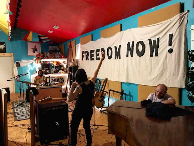 MCFK Freedom Now Liberation Choir