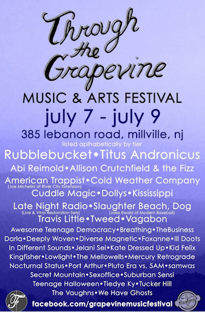 Through the Grapevine Music & Arts Festival