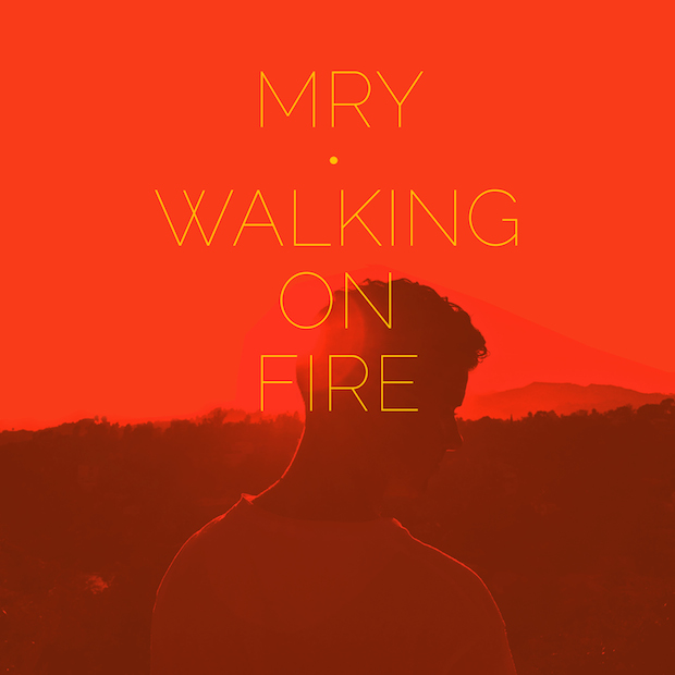 MRY-Walking on Fire Orange Font Red 3