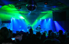 SIMGE On The Scene: Spafford Played To A Sold Out Wonder Bar