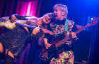 High Waisted, Treads, The Furies & Talay Played Brooklyn Bowl